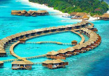 Dubai Maldivler Sri Lanka Turu